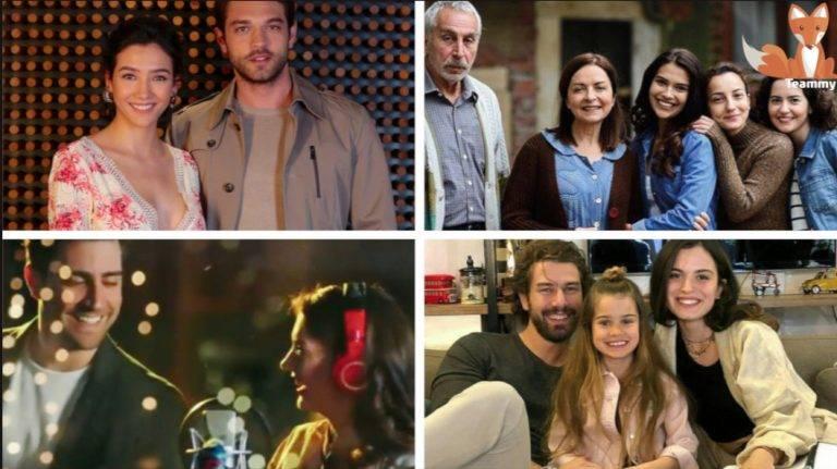 Новые турецкие сериалы лета 2019 года